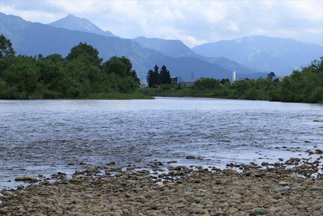 六日町-魚野川