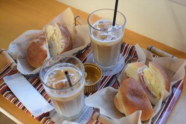 オーダー式サンドイッチ