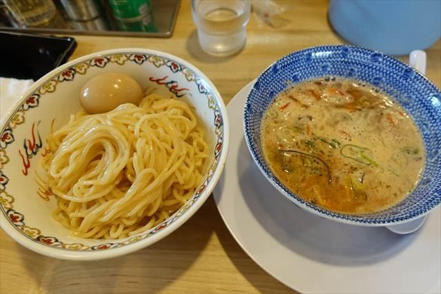 麺屋 茉莉蔵(MENYA MARIZOU)の海老つけ麺