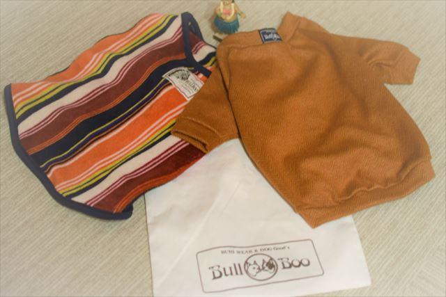 BollBooさんで買った服