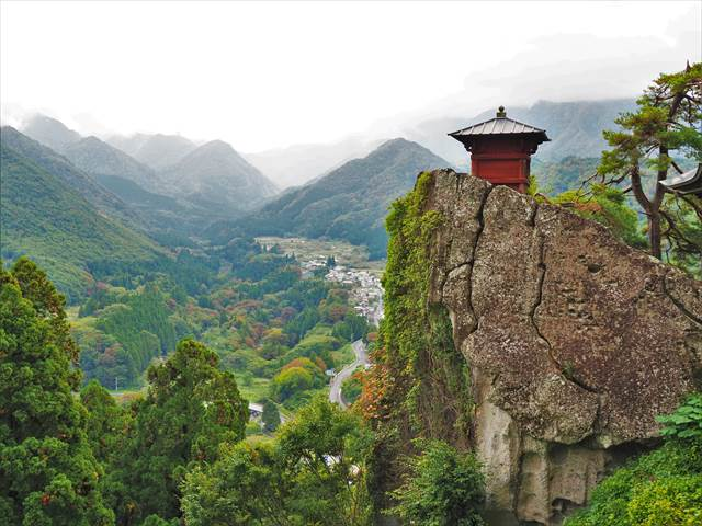 山寺の人気スポット 開山堂-五大堂