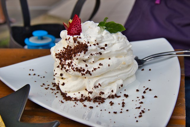 賞味期限5分のショートケーキ